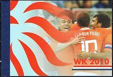 Nederland Persoonlijk  prestigeboekje PP24 2682 uit 2010 WK voetbal WC Soccer