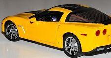 Chevy Corvette 1F GP INDY GT 64 deporte 24 Coche 43 12 Carousel amarillo 18 GS