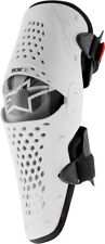 ALPINESTARS SX-1 KNEE GUARD WHITE/BLACK 2X 6506316-21-XXL