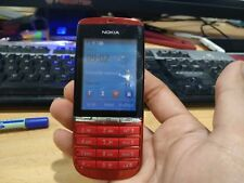 Telstra locked Nokia Asha 300 5MP Camera Touch screen Good Condition