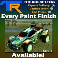 [PS4/PSN] Rocket League Every Paint Finish (Anodized Pearl Straight Line etc.)