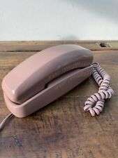 Vintage Tandy Telephone ET-275 Pink/brown Electronic Phone / Fully Working