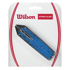 Wilson String Glide-String Savers-Blu-GRATIS P&P