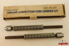 YAMAHA  FUN-N-FAST COMPETITION VINTAGE MOTOCROSS FORK DAMPER KIT 1971 DT1 RT1