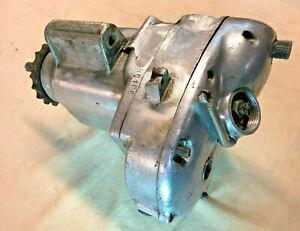Triumph Transmission Pre-Unit Tiger Trophy T100 T110 TR6 5T 6T Twins 1954–58