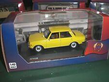IXO / IST Models 032B - Wartburg 353 1967 yellow - 1:43 Made in China