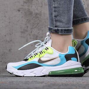 Nike CJ4060 300 Air Max 270 React SE (GS) Sneakers Junior Unisex