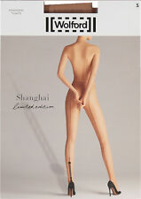 WOLFORD Limited Edition Shanghai Tights BNIP