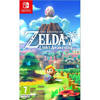 Nintendo Switch - Legend of Zelda Link's Awakening Import Region Free
