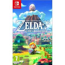 Nintendo Switch-Leyenda de Zelda Link's Awakening importación región libre