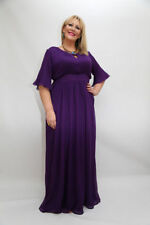 Tall Chiffon Full Length Party Dresses for Women