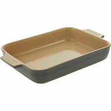 LE CREUSET Grey Rectangular Baking Dish 31cm
