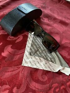 Authentic Sama Sunglasses With Case And Cloth