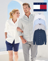 Tommy Hilfiger - New England Solid Oxford Shirt - 13H1864
