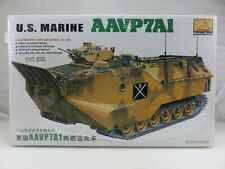 Mini Hobby US MARINE AAVP7A1 1/35 Scale Plastic Model Kit 80114 NEW Sealed
