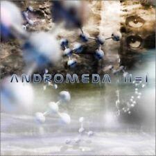 Andromeda - II = I (Dream Theater Symphony X) CD NEU OVP