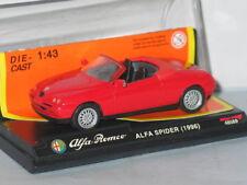 NEW RAY OPENTOP NEUF BOITE ALFA ROMEO SPIDER 1996 ROUGE
