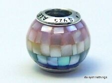 NEW/TAGS  AUTHENTIC PANDORA CHARM MOSAIC CHARM MULTI-COLOR #797183MPR RETIRED