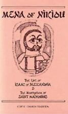 The Life of Isaac of Alexandria & the Martyrdom of Saint Macrobius (Paperback or