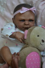 Ooak Reborn newborn real life  baby girl  Jackie     Baby art doll
