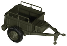 1/87 Roco MiniTanks  5187 - M332 ammunition trailer - Model Kit