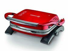Korkmaz A329-16 Toaster Tostkolik Toaster Tost Makinesi GRANIT Rot