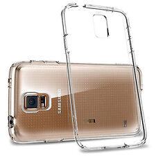 Funda Carcasa Transparente Silicona Para Samsung Galaxy S5 Neo G903F