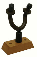 Viking FUITAR WALL HANGER with Wooden Mount. Solid wood. At Hobgoblin Music
