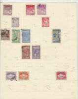 Bolivia Stamps Ref 15044