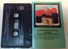 SILVER EAGLE RECORDS Tape Cassette SOLID GOLD PARTY ROCK (TAPE # 2) C-PCS-5501