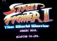 Street Fighter II The World Warrior Export ver CPS PCB Arcade Video Game Capcom