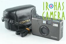 Contax T3D 35mm Point & Shoot Film Camera #26892 D2