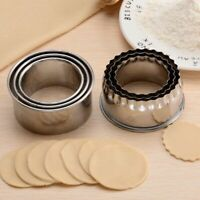 Shaped Dough Cutting Tool Kitchen Gadgets Stainless Steel Cutter Pastry Tools