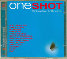 One Shot (2002) 2CD NUOVO SIG Vanila Ice, Captain Sensible, Eddie Murphy, 4 Non