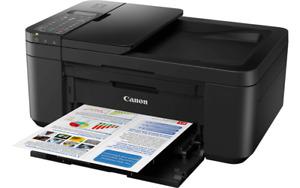 Brand New all in one printer scanner copier fax Canon PIXMA TR4550 printer Inks