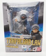 Bandai Figuarts Zero One Piece Trafalgar Law Battle Version Action Figure USA