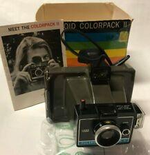 Vintage Polaroid Colorpack II Instant Camera