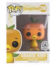 Funko Pop Disney Parks Exclusive Orange Bird NEW