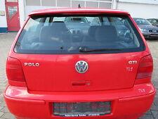 Heckklappe Heckspoiler VW Polo 6N2 GTI rot LP3G Kofferraum Klappe flashrot