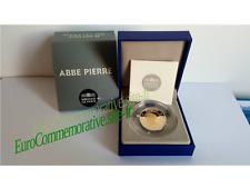 BE Proof 2 Euros Commémorative France 2012 ''Abbé Pierre''