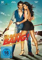 Bang Bang! (Hrithik Roshan) Bollywood DVD NEU + OVP!