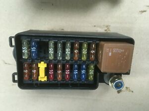 Jaguar XJ8/X308     REAR  O/S FUSEBOX (LNC2800CC)