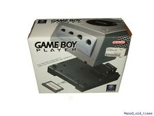 # Nintendo GameCube GC Game Boy Player Adapter // completo con embalaje original #