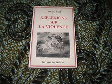 Georges SOREL: Réflexions sur la violence