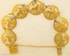 Labrador Retriever Jewelry Gold Smaller Bracelet