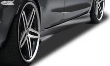 """RDX MINIGONNE LATERALI FORD Fiesta MK7 JA8 JR8 (08-12 & Facelift 2012+) """"Turbo"""""""