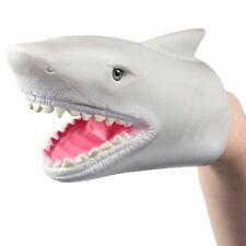 Tobar Shark World Hand Puppet New Sensory