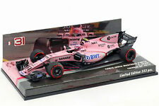 Minichamps Ocon Force India 2017 in 1:43 New and OVP