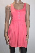 O'NEILL Surf Brand Coral Lace Back Hana Dress Size M BNWT #TH76