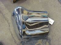 NOS 1965 65 Chevy LH Rear Bumper End Impala Bel Air Chevrolet